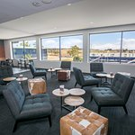 Alpha Club Lounge - Express breakfast, all day refreshments and Sunset snacks!
