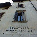 Foto de Gelateria Ponte Pietra