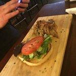 roasted duck sandwich
