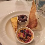 Trio of Dessers