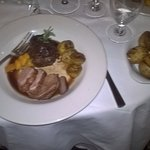 Fillet of Beef and Duck
