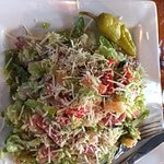 Chopped Antipasti Salad....regular