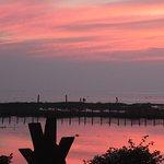 Sunset Views at the Resort
