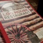 Log House menu