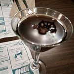 Coffee Kahlua Martini