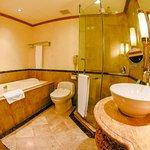 bath room of Imperial Suite
