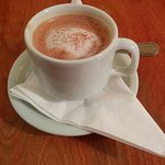 Small spicy hot chocolate