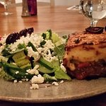 Vegetarian Moussaka.