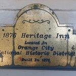 1876 Heritage Inn Foto