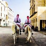 Foto de Al Jasra - Souq Waqif Boutique Hotels