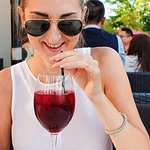 Sangria + the patio = summer