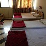 Five Bedded Family Room on Upper Floor