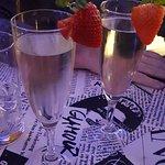 משקה שהוגש לנו בערב בבר