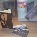 Club Carlson member welcome packs