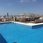 Hotel Sevilla Macarena Foto