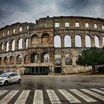 Pola (Pula) - The Roman Arena