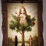 Tree of life di Mark Ryden