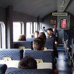 Gisborne City Vintage Railway Foto