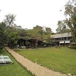 Open space garden