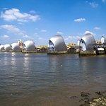 The Thames Barrier Foto
