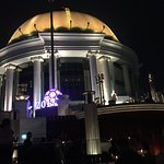 Dome restaurant Lebua tower