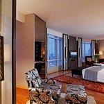 Royal Suite Room - Bed Room