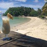 Island Bar Musket Cove