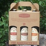 Red Hill Brewery 6 beer sample pack