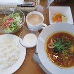選べる朝食 スープカレー