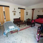 4-bedded room