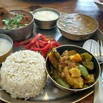 Non Veg Himachali Thali at Moonpeak Thali