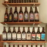 A wide range of Welsh beers and ciders.