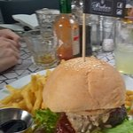 The Tennessee Fillet Burger
