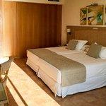 Suite bedroom...