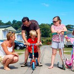 Foto di Dawlish Sands Holiday Park - Park Holidays UK