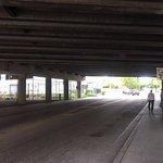 Underneath Freeway, walk to U-Miami Medical and Jackson