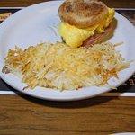 yummy breakfast burger gluten free