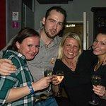 The bar team at Crazy Daisy