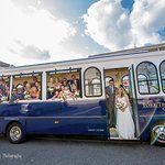 York Trolley Company - Wedding Trolley