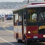 York Trolley Company - Beach Trolley