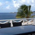 Splendid view from balcony