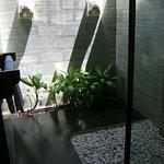 Douche italienne de la lumière naturelle , c'est beau