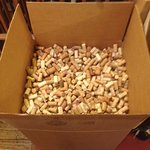 We accept your Corks for recycling!