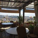 Best view in Jerusalem!