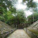 terrain de jeux mayas