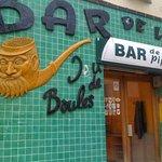 Bar typique, très sympa, pas chèr et sincère. C'est le bar l'ancienne.