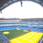 Santiago-Bernabéu-Stadion Foto