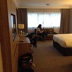Doubletree by Hilton Hotel Glasgow Central Foto