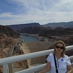 Overview of Hoover Dam
