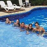 Delícia de piscina